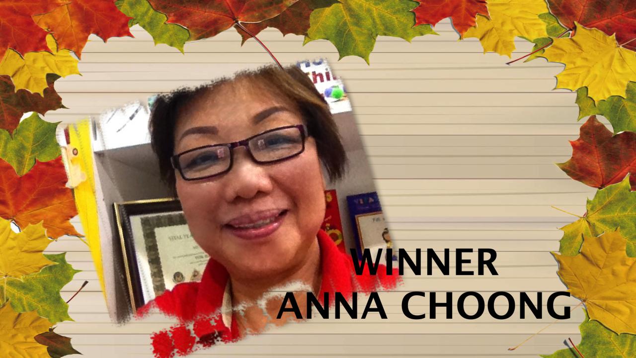 ANNA CHOONG
