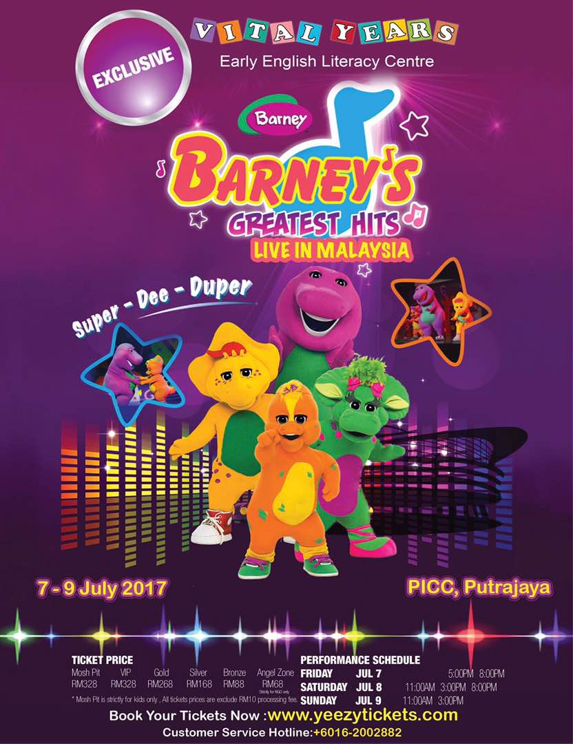 20170526 Barney's FB & website design